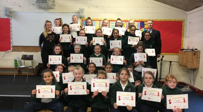 Ireland Hurling Semi Final - Cashel Community School